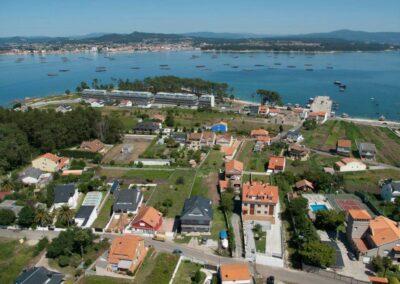 Apartamento venta Isla de Arosa Illa de Arousa Blanco Barreiro Promotora