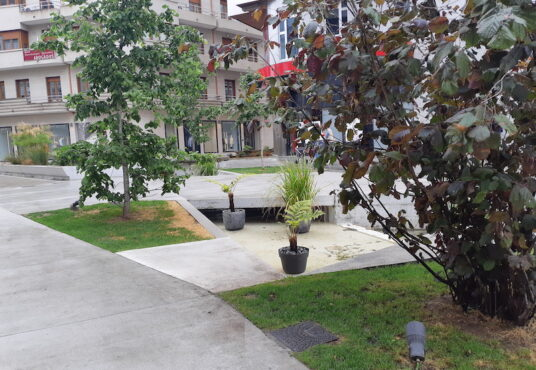 Ático Nuevo en el Centro de Vilagarcía de Arousa. Plaza Galicia, 17