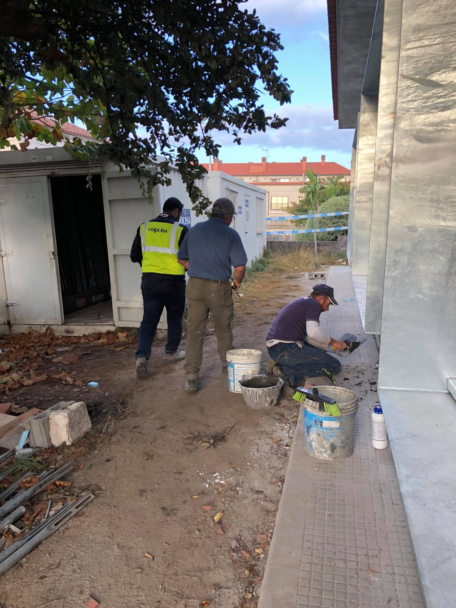Reforma Centro de Salud Illa de Arousa
