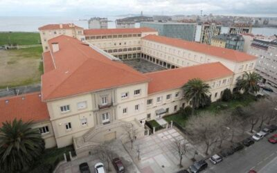 Obra Pública / Civil: Reforma Residencia Universitaria Calvo Sotelo (A Coruña)