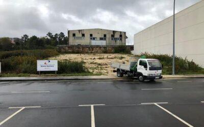 Nave Industrial en el Polígono de Cobas, Negreira. A Coruña